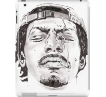 Meechy Darko - Flatbush Zombies iPad Case/Skin