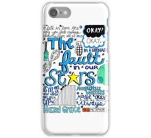 TFIOS collage iPhone Case/Skin