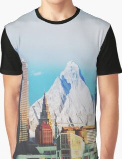Elevation Of Cleveland  Graphic T-Shirt