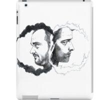 BORED KING & WAYWARD ANGEL iPad Case/Skin
