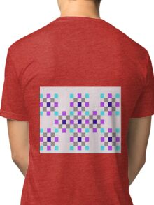 Quilted Eye Tri-blend T-Shirt