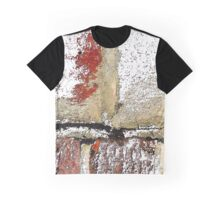 Old Block Wall Graphic T-Shirt