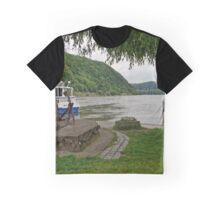 Point of Confluence, Passau 32 Graphic T-Shirt