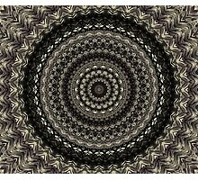 Mandala 39 Photographic Print