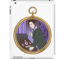 Time For Eight iPad Case/Skin
