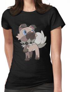 Rockruff / Iwanko Womens Fitted T-Shirt
