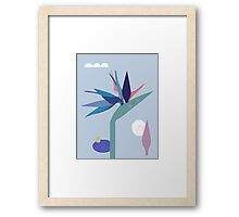 Return from Paradise Framed Print