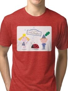 Ben and Holly's Little Kingdom Tri-blend T-Shirt