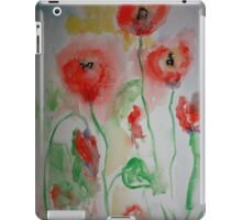 The Poppies iPad Case/Skin