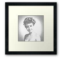 Laura [Black Lodge] Palmer Framed Print
