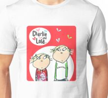 Charlie and Lola Unisex T-Shirt