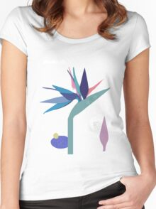 Return from Paradise Women's Fitted Scoop T-Shirt