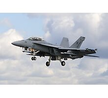 F/A-18 Super Hornet Photographic Print