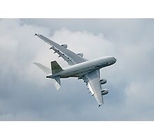 A380 Banks Photographic Print