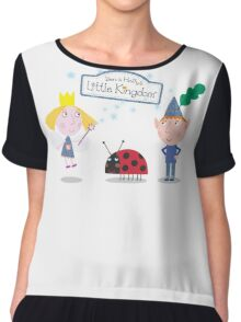 Ben and Holly's Little Kingdom Chiffon Top