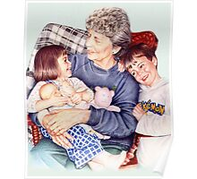A Day with Gramma Poster