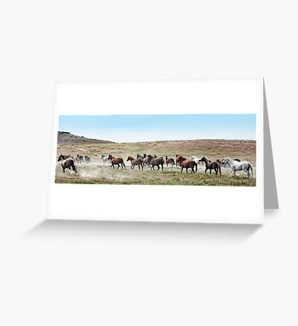 Going To Higher Ground Greeting Card