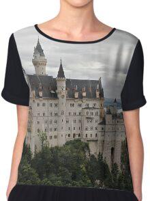 castle neuschwanstein Chiffon Top