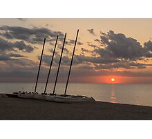 Varadero Sunset Photographic Print