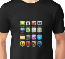 iPhone Apps for Babies Unisex T-Shirt