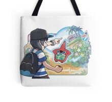 Rotom Pokedex Tote Bag