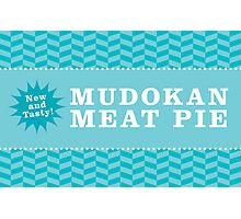 Mudokan Pies Photographic Print