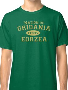 Nation of Gridania Classic T-Shirt