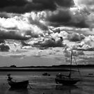 At Lindisfarne by Agnes McGuinness