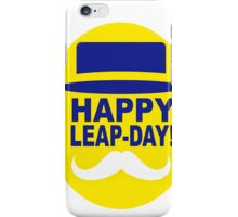 HAPPY LEAP-DAY 2 x iPhone Case/Skin