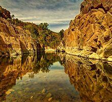 Nooldoonooldoona Waterhole by Kevin McGennan