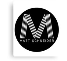 Matt Schneider Canvas Print