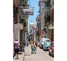 Old Havana Photographic Print
