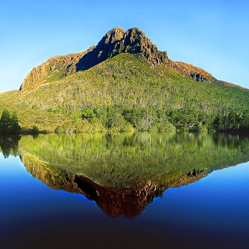 Mount Thetis and Leonard's Tarn by Kevin McGennan