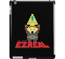 The Legend Of Ezreal: Quest for the Tri(nity)force iPad Case/Skin