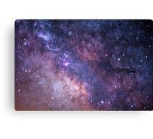 Explore the Universe  Canvas Print