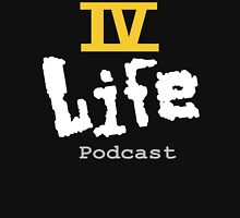 IV Life Podcast Logo Shirt Mens V-Neck T-Shirt