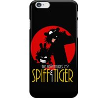 Spiff and Tiger iPhone Case/Skin