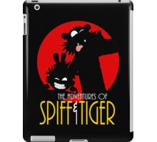 Spiff and Tiger iPad Case/Skin