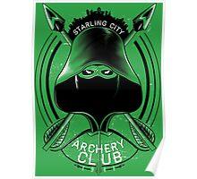 Archery Club Poster