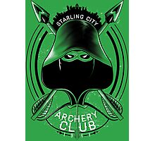 Archery Club Photographic Print