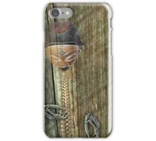 wood bruxa 13 punu iPhone Case/Skin