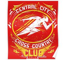 Cross Country Club Poster