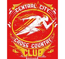 Cross Country Club Photographic Print