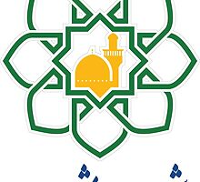 Logo of Mashhad  by abbeyz71