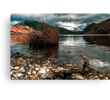 Ennerdale Water, Cumbria Lake District Canvas Print