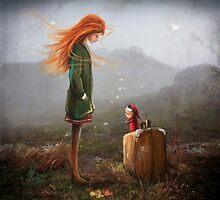 'Take Me To The Castle' by Matylda  Konecka Art