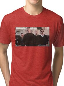 Trainspotting Tri-blend T-Shirt