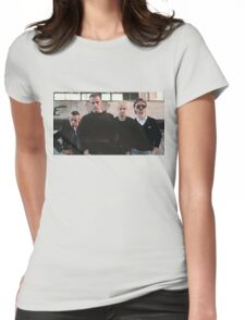 Trainspotting Womens Fitted T-Shirt