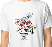 rabbit alice Classic T-Shirt