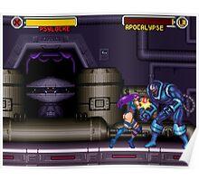 X-Men: Mutant Apocalypse - Psylocke vs. Apocalypse Poster